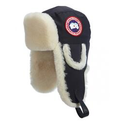 Canada Goose Artic Tech Shearling Pilot Hat