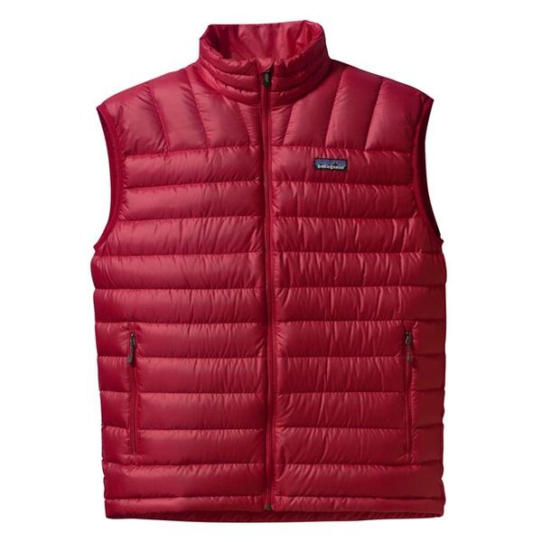 Patagonia Men's Down Sweater Insulated Vest