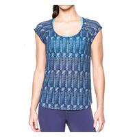 Under Armour Women's Ua Fly-by Printed Running Top