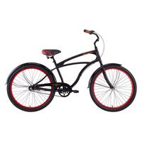 Del Sol Men's Shoreliner Cruiser Bike '14