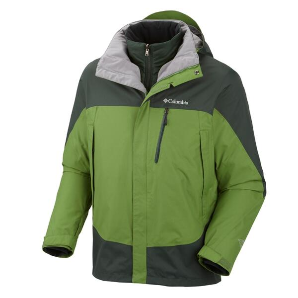 Columbia Sportswear Men's Lhotse Mountain II 3-in-1 Interchange Jacket - Plus Size