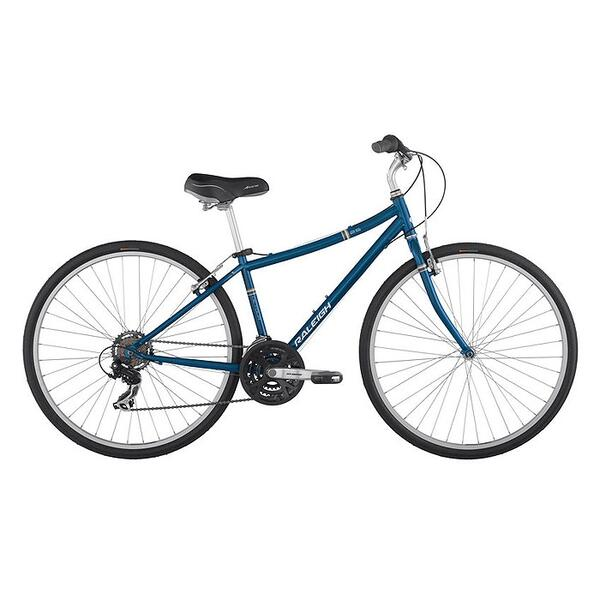 Raleigh Detour 2.5 Hybrid Bicycle '13