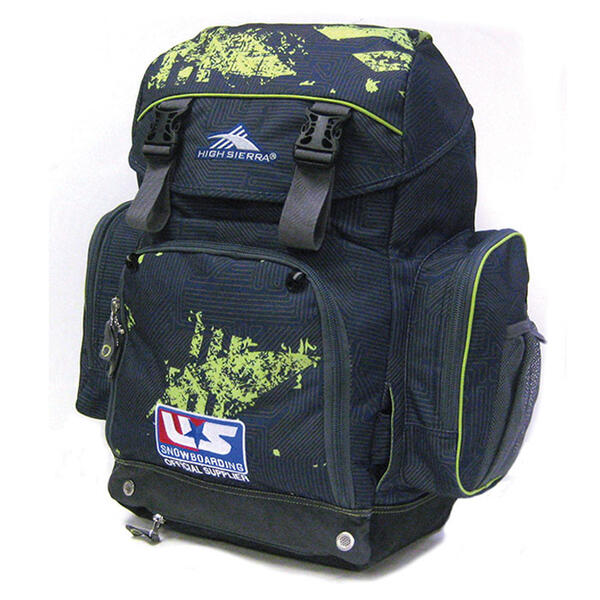 High Sierra US Snowboard Team Boot Backpack