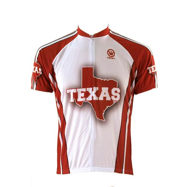 Canari Men's Texas Glory Cycling Jersey