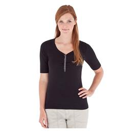 Royal Robbins Women's Endeavor Henley Short Sleeve Top
