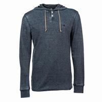 Volcom Men's Murphy Thermal Long Sleeve Hoodie