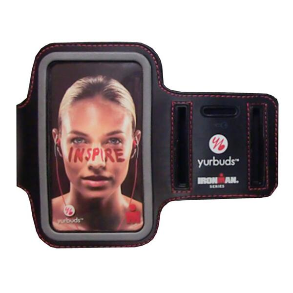 Yurbuds Ironman Performance Armband