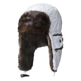 Screamer Women's Aviator Faux Fur Trapper Hat