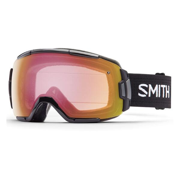 Smith Vice Snow Goggles With Red Sensor Lenses