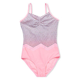 Gossip Girl's Chevron Sensation One Piece S