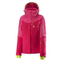 Salomon Women's Iceglory Insulated Ski Jacket