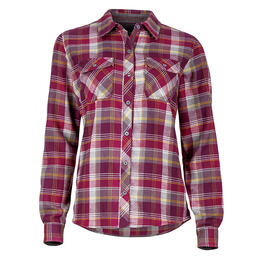 Marmot Women's Bridget Flannel Long Sleeve
