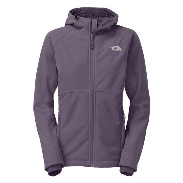 The North Face Women's Powderdome Softshell Hoodie