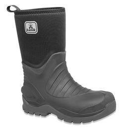 Kamik Men's Shelter Waterproof Rubber Winter Boots