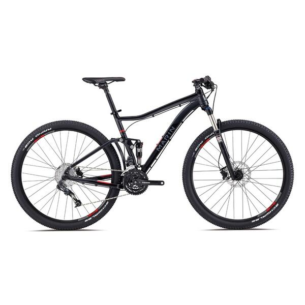 Marin Rift Zone 29er XC6 Full Suspension Mountain Bike '14