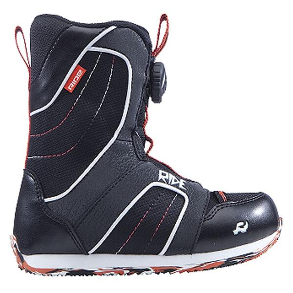 Ride Boy's Norris BOA Snowboard Boots '12