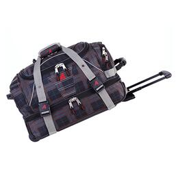 "Athalon 21"" Over/Under Wheeling Carry On Equipment Duffel"