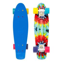 "Penny Skateboards Nickel Tie Dye 27"" Complete"