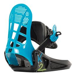 K2 Snowboarding Children's Mini Turbo Snowboard Bindings '16