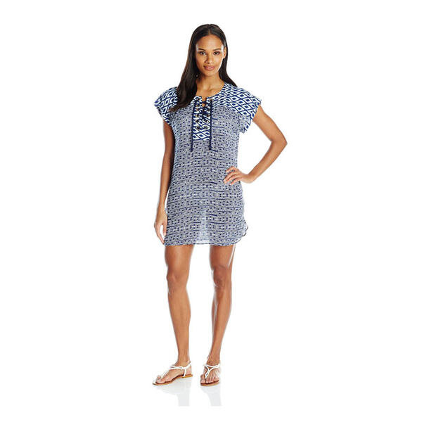 Sperry Women's Island Tim Ikat Tunic