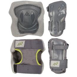 K2 Skate Alexis  Wrist And Knee Skate Pad Set