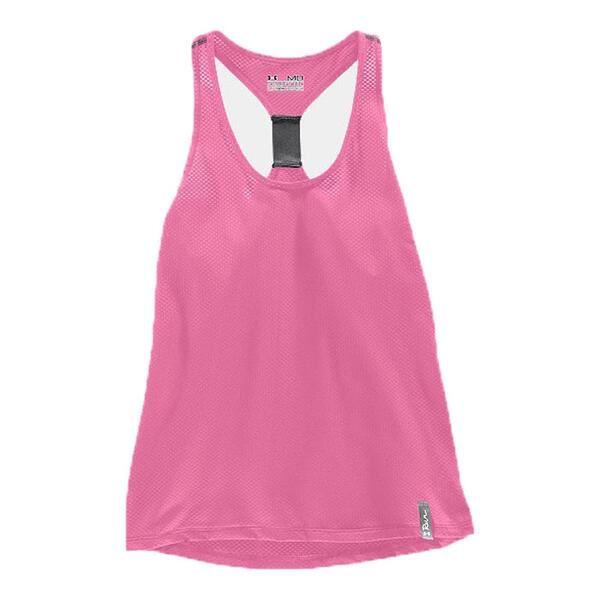 Under Armour Women's Fly-By Stretch Mesh Tank
