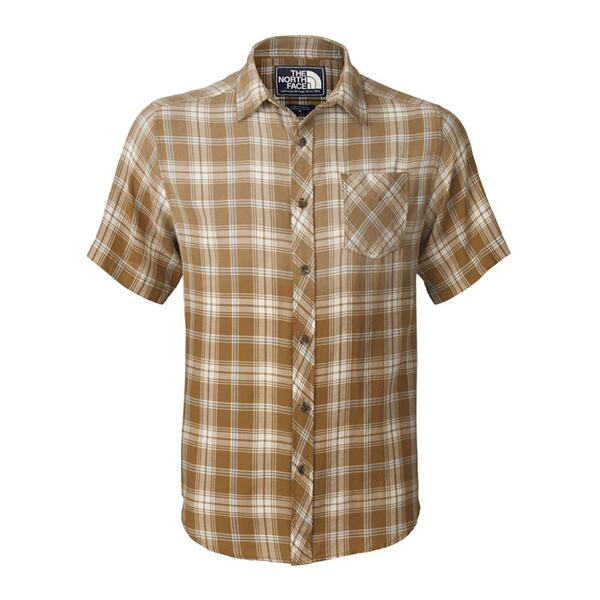 The North Face Men's Short Sleeve Brewton Shirt