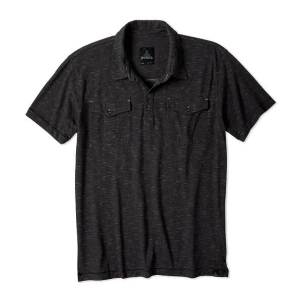 Prana Men's Mckinnley Short Sleeve Polo Shirt