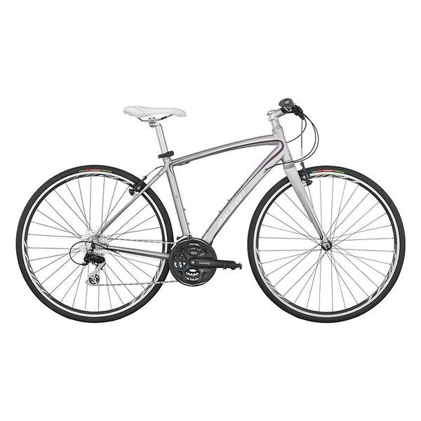 Raleigh Women's Alysa FT1 Flat Bar Road Bike '13