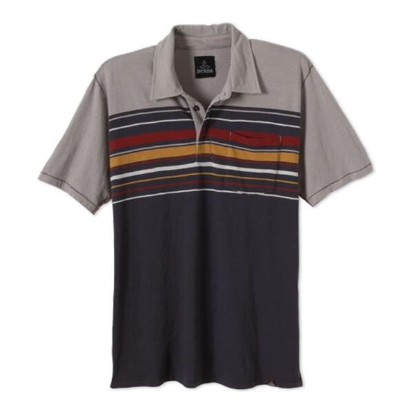 Prana Men's Marco Short Sleeve Polo Shirt
