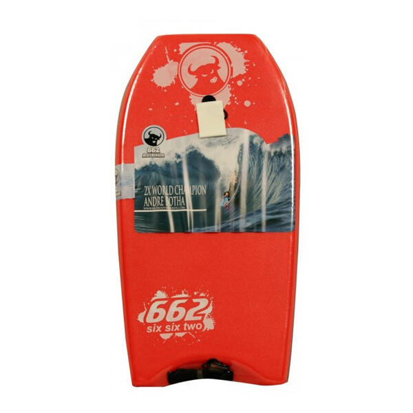 662 Ardian Boogie Board With Leash