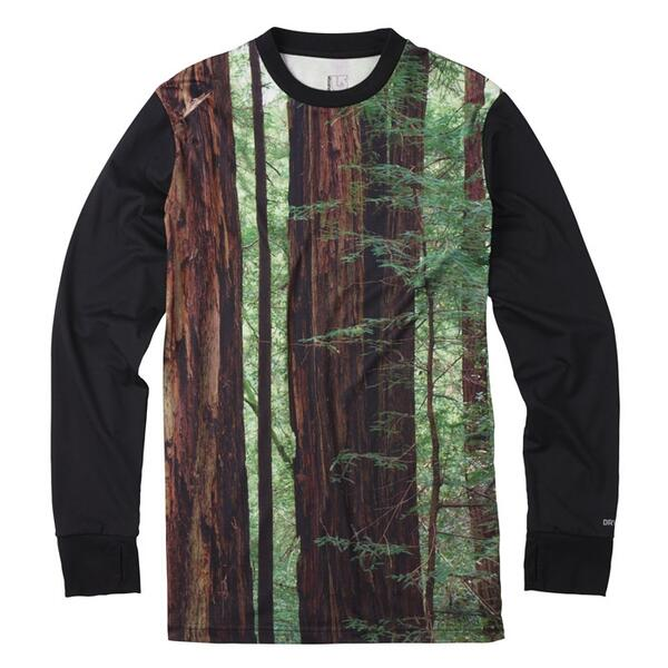 Burton Men's Tech Longsleeve Tee