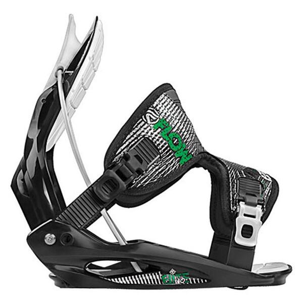 Flow Men's Flite 2 Snowboard Bindings '12