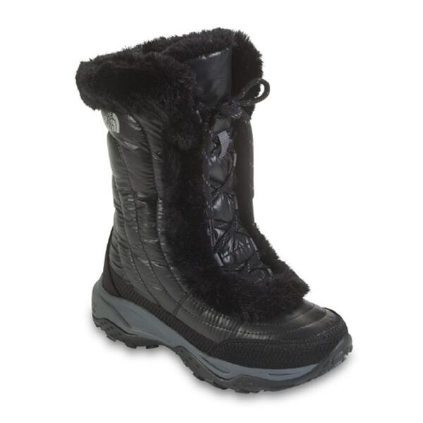 The North Face Girl's Nuptse Fur II Apres Boots