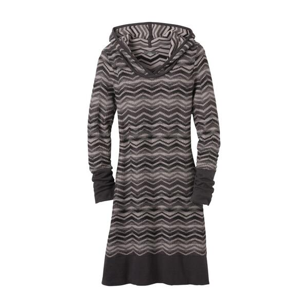 Prana Women's Meryl Hooded Sweater Dress