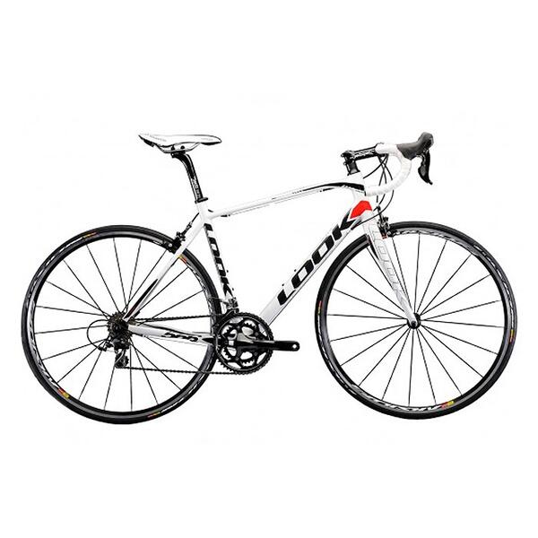 Look 566 W/ Shimano 105 Mix Performance Road Bike '13