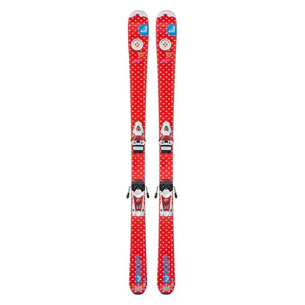 Roxy Girl's Sweetheart Skis With T4 Girl Swt Bindings '10