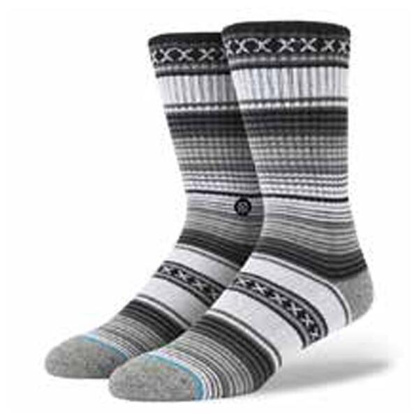 Stance Men's Preto Athletic Light Socks