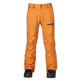 Quiksilver Men's Dark And Stormy Snowboard Pants