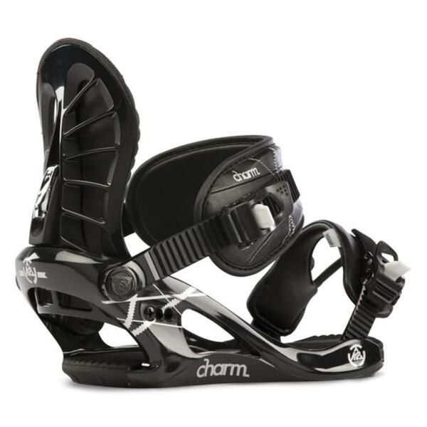 K2 Women's Charm Snowboard Bindings '13