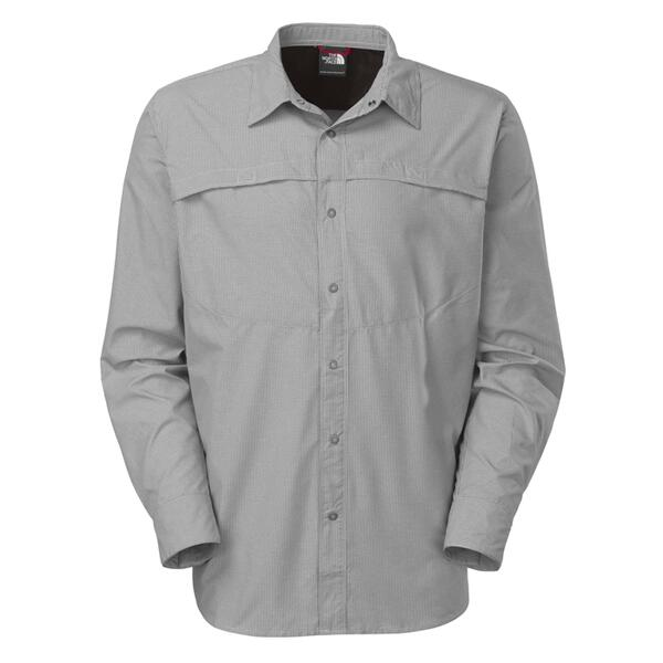 The North Face Men's Boone Woven Long Sleeve Shirt