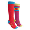 Burton Women's Weekender Two-Pack Snow Socks