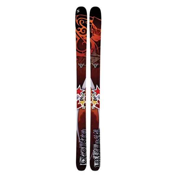 Blizzard Men's Cochise Free Mountain Skis '13 - Flat