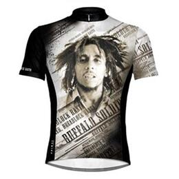 Primal Wear Bob Marley Dreadlock Cycling Jersey