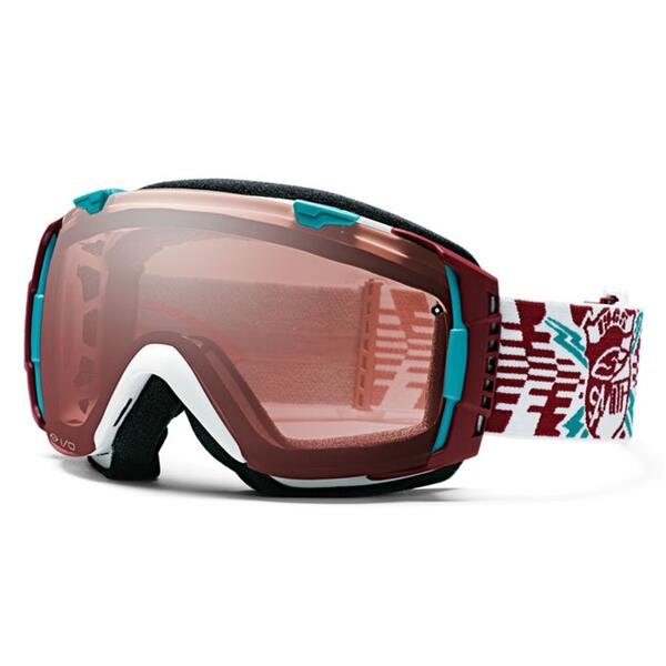 Smith I/O Goggles With Ignitor Mirror Lens