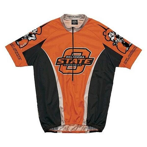 Adrenaline Promotions Oklahoma State Univeristy Cycling Jersey