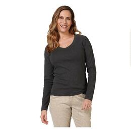Royal Robbins Women's Kick Back V-Neck Top