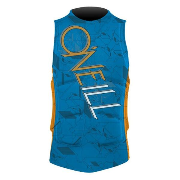 O'Neill Men's Gooru Padded Comp Wakeboard Vest