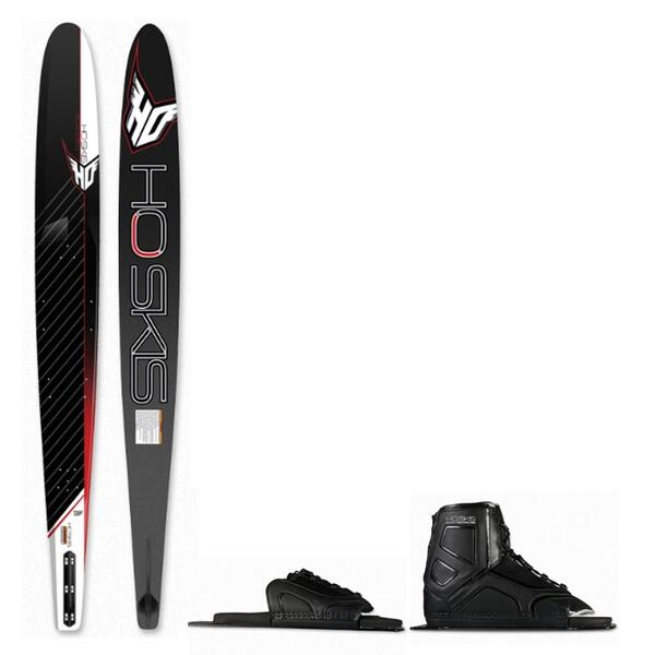 HO Sports Freeride Ski w/ Basis/ARTP Boot '13