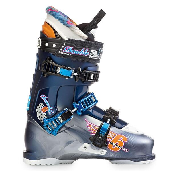 Nordica Men's Double Six Park And Pipe Ski Boots '13